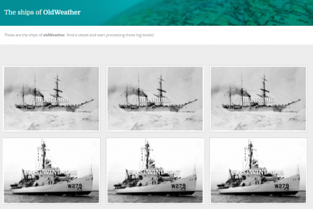 NOAA Summer Spotlight: OldWeather