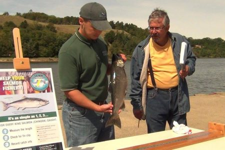 NOAA Summer Spotlight: Salmon Ambassadors