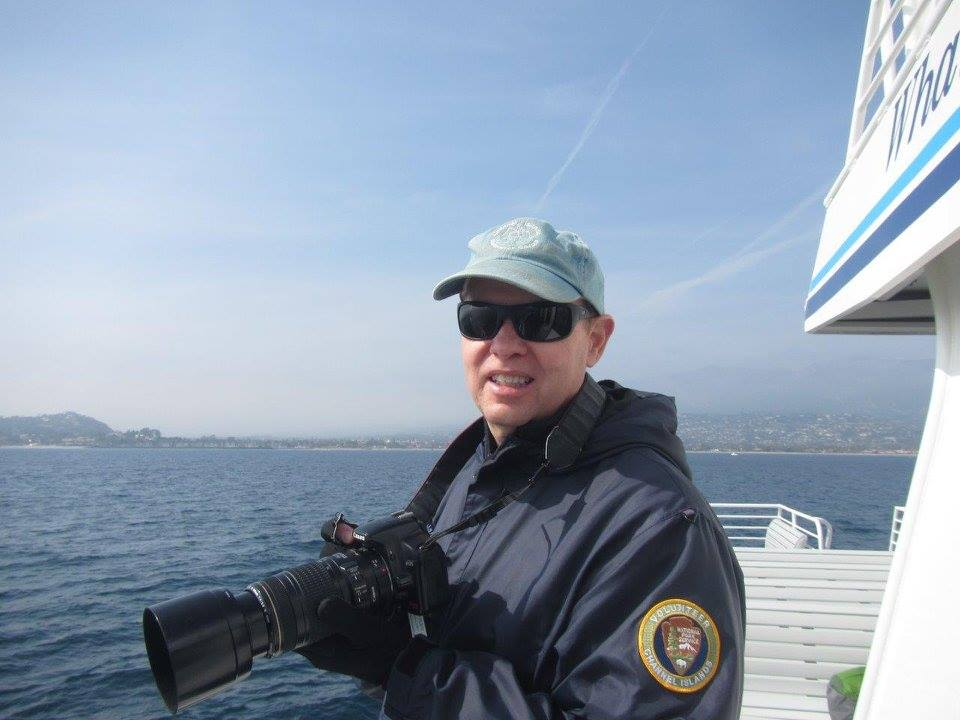 Spotlight on A Citizen Scientist: Kevin Bailey, Channel Islands Naturalist Corps volunteer